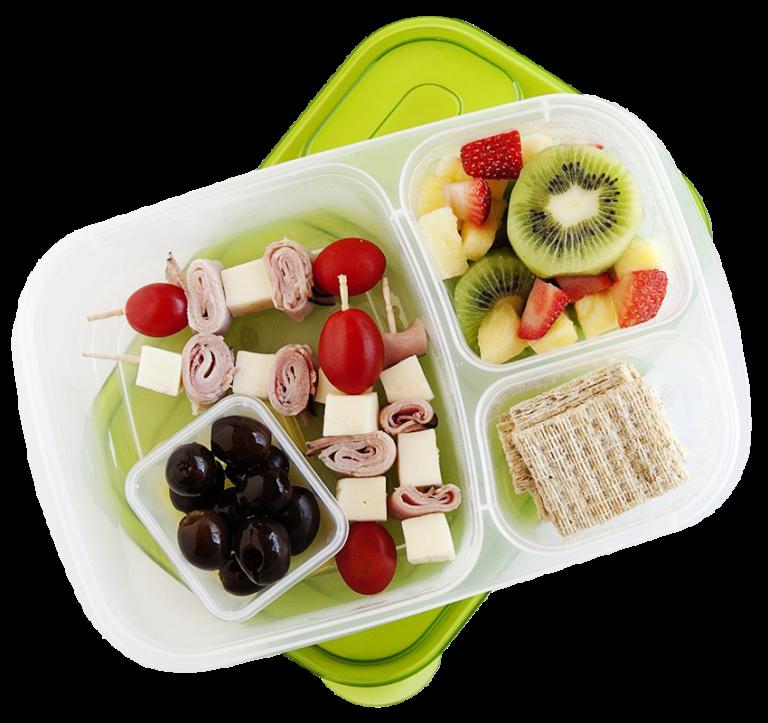 a school lunchbox